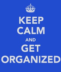 american-income-life-roger-smith-ceo-keep-calm-get-organized-blue