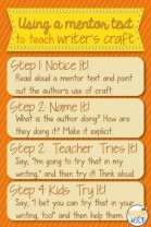 mentor text